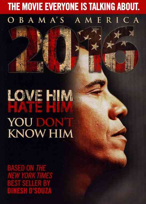 2016:OBAMA'S AMERICA BY OBAMA,BARACK (DVD)