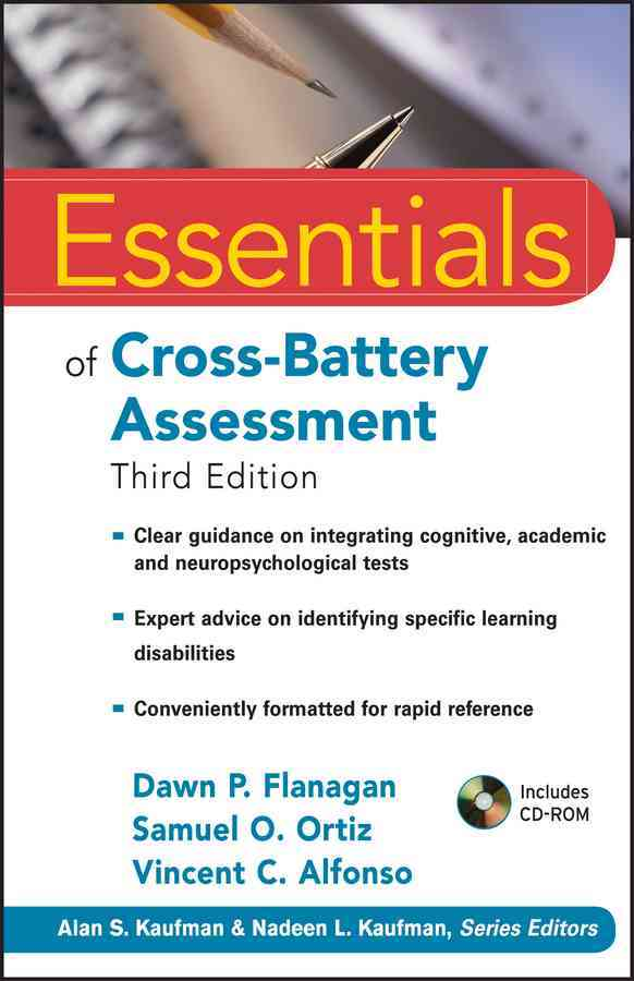 Essentials of Cross-Battery Assessment By Flanagan, Dawn P./ Ortiz, Samuel O./ Alfonso, Vincent C./ Dynda, Agnieszka